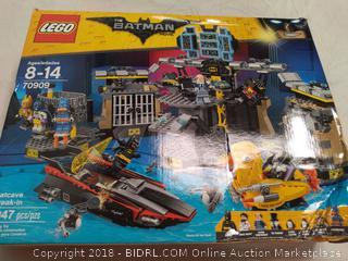 Legos - The Batman Movie - New