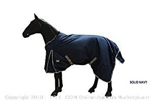 Turnout Blanket - New (Horse not included)