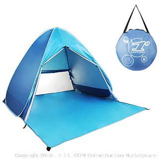 Pop-up Tent Shade - Zipper for bag broken