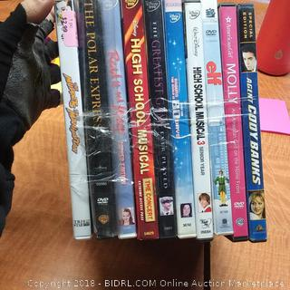 DVD's See Pictures
