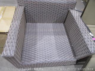 Outdoor Chair no Cushion