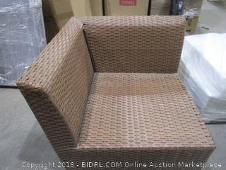 Outdoor Seating No Cushion
