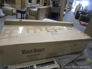 World Market Abbott Sofa