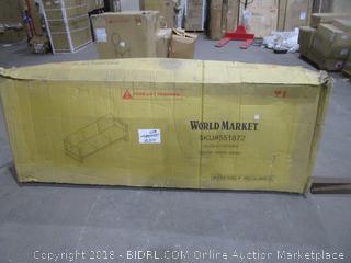 World Market Sevilla 3 Seater