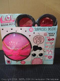 L.O.L. Surprise! Biggie Pets Factory Sealed
