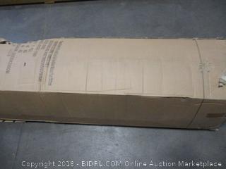 Classic Brands Cool Gel Ventilated Gel Memory Foam 10.5-Inch Mattress, King (Retail $321.00)