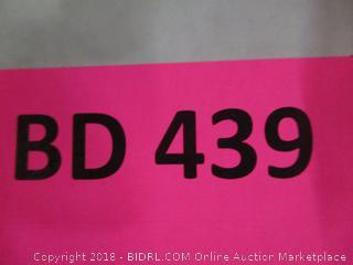 LINENSPA 8 Inch Memory Foam and Innerspring Hybrid Mattress - Queen (Retail $189.00)