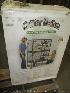 Midwest Critter Nation Double Unit with Stand (Retail $249.00)