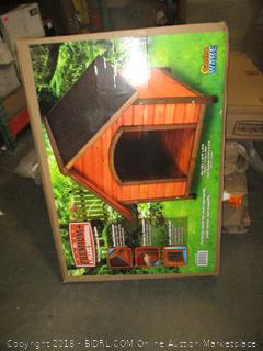Premium Plus A-Frame Dog House (Retail $182.00)