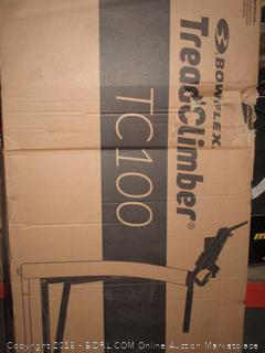 Bowflex TC100 TreadClimber (Retail $1,499.00) - Incomplete
