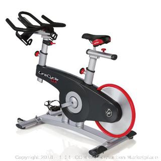 Life Fitness Lifecycle GX Group Exercise Bike with Console (Retail $1,914.00)