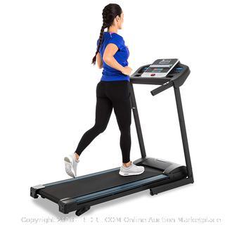 XTERRA Fitness TR150 Folding Treadmill Black (Retail $319.00)