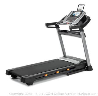 NordicTrack C 1650 Treadmill (Retail $1,282.00)