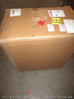 American Standard 0641.800.222 Boulevard Pedestal 8-Inch Counter, Linen (Retail $274.00) - Incomplete