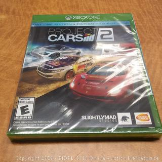 XBOXONE Day One Edition Project Cars 2