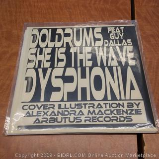 Doldrums She Is The Wave Vinyl