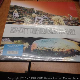 Led-Zeppflin Vinyl