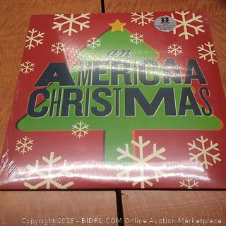 an American Christmas  Vinyl