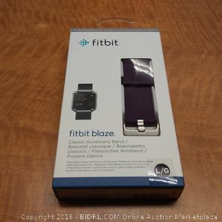 fitbit Blaze Classic Accessory Band/Bracelet