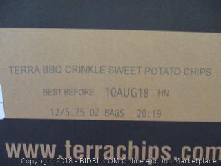 Terra Chips BBQ Sweet Potato Chips