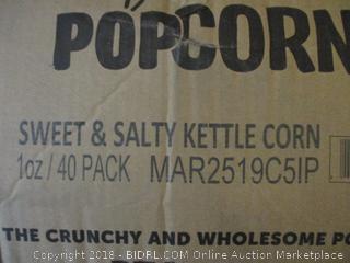 Pop Corners Kettle Corn