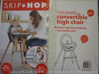 Skip*Hop Convertible High Chair