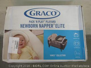 Graco Pack N Play Playard Newborn Napper Elite - Sealed