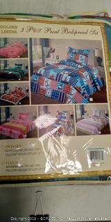 Full Size Bedspread Set