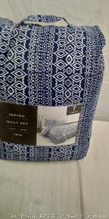 Twin Quilt Set - New