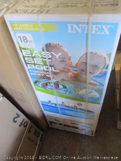 Intex Easy Set Pool 18FT (Factory Sealed)