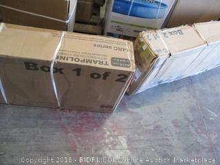 Trampoline (Damaged Box - Factory Sealed