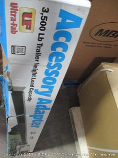 Accessory Adapter Trailer Hitch