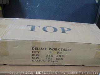 Deluxe Work Table