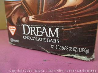 Dream Chocolate Bars