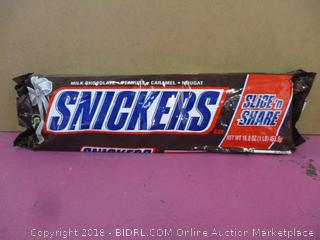 Snickers Slice and Share Bar 1 lb