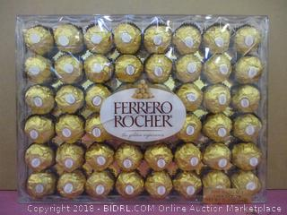 Ferrero Rocher Fine Hazelnut Chocolates  Factory Sealed