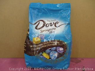 Dove Springtime Mix Milk Chocolate