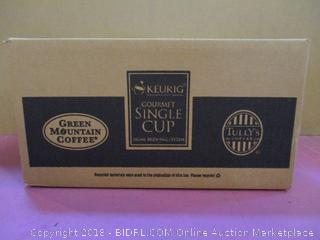 Green Mountain Coffee Keurig Gourmet Single Cup  Dunkin Donuts