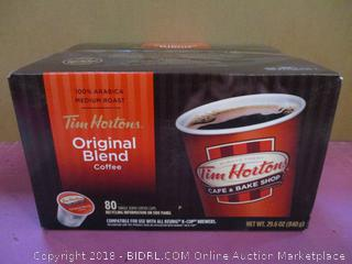 Tim Hortons Original Blend Coffee Keurig