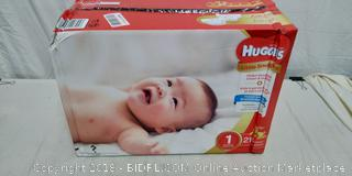 Huggies Diapers - New