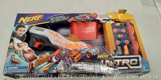 Nerf Doubleclutch Inferno Nitro Toy