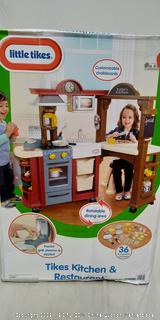 Little Tikes Kitchen and Restaurant - New