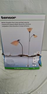 Floor & Desk Lamps - (Online $30)