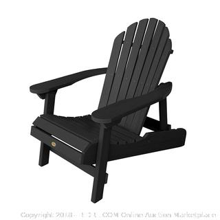 Folding & Reclining Adirondack Chair (Online $383) - New