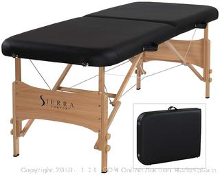 Sierra Portable Massage Table - New - (Online $190+)