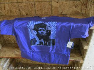 Jimi Hendrix Shirt Size XX-Large