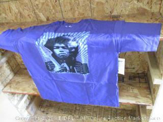 Jimi Hendrix Shirt Size XL