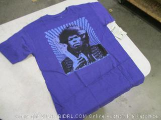 Jimi Hendrix Shirt Size M