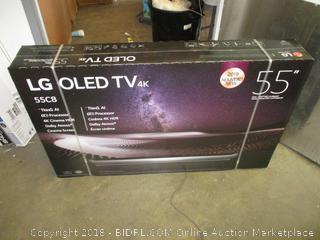 """LG OLED 55"""" TV 4K 55C8"""