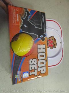 basketball hoop set toy
